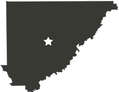 Cullman County with Good Hope Star